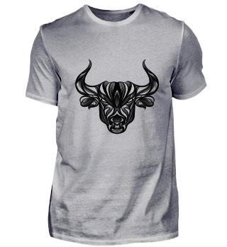 Stier Sternzeichen Taurus Cool Shirt