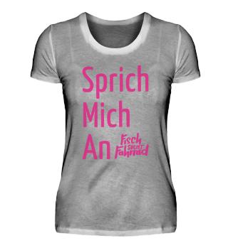 Sprich Mich An (W) - pink