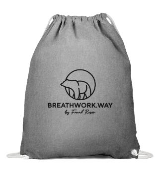 BEAR BAG white