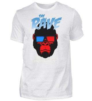 The Rave Must Go On! Ape