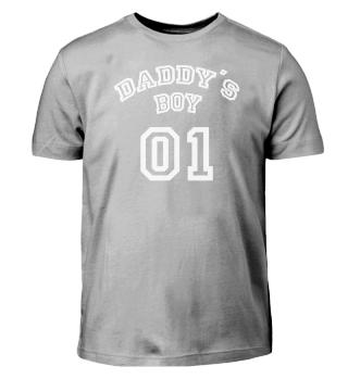 *LIMITIERT* Daddy's Boy 01 - T-Shirt