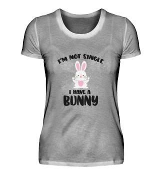I'm not Single - Bunny, Kaninchen, Hase