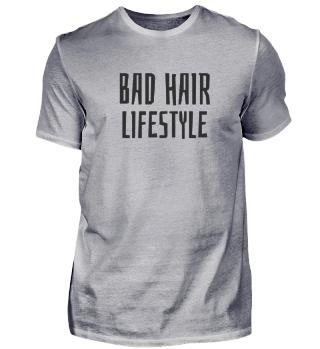 Bad Hair Lifestyle Messy Hair Day