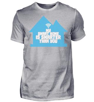 Smart Phone - Cool Vibrant Shirt