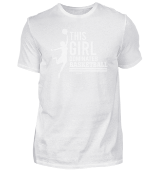 Basketball B-Ball girl woman