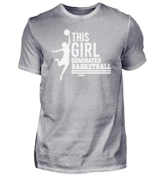 Basketball B-Ball girl woman
