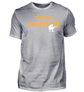 Trex Whisperer Graphic Tee Shirt