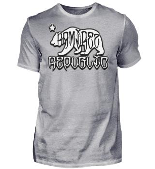 Men short sleeve T-Shirt Republic P