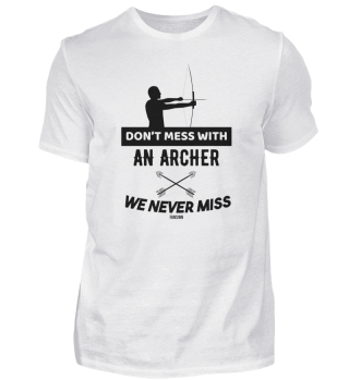 funny Archer spell Target Sport