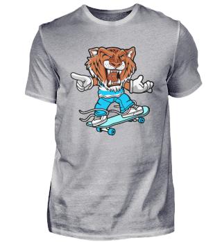 ☛ Tiger Skater #20.2