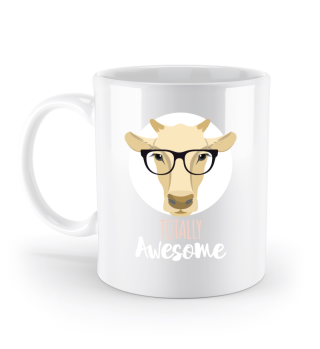 Totally Awesome cow
