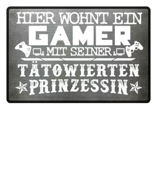 GAMER GIRLFRIEND PRINZESSIN