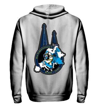 Blue Knights EC 19' Zipper Back