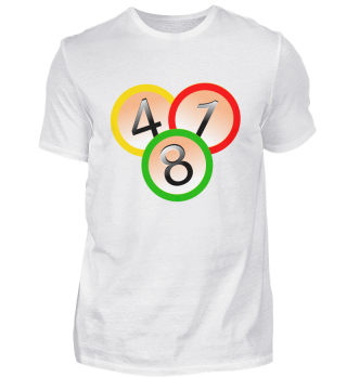 Colorful and Fancy Numbers
