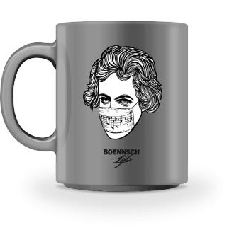 Beethoven mit Maske 2020