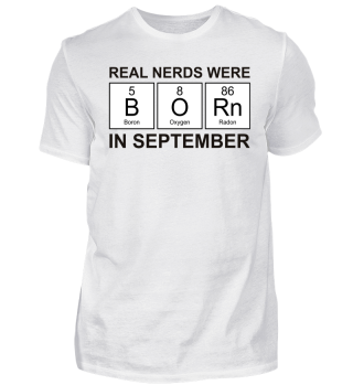 Periodic Elements - BORN september black