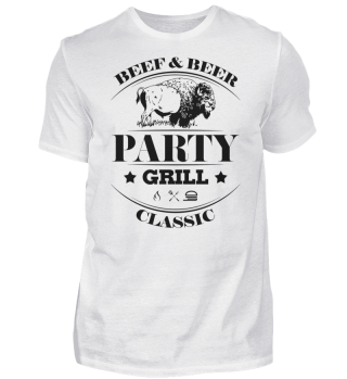 ☛ Partygrill - Classic - Beef #5S