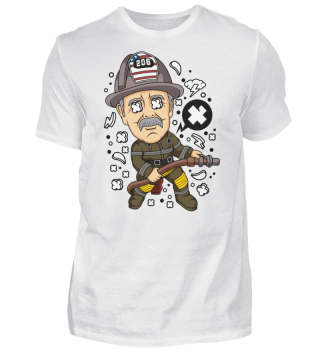 ☛ Old Firefighter #20.2