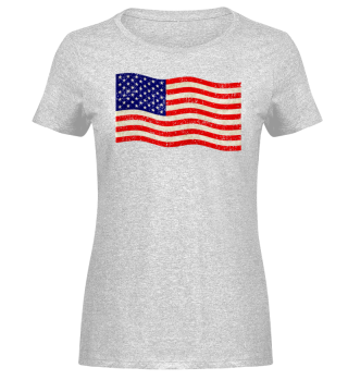 Flag of the United States grungy 2