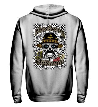 Herren Zip Hoodie Sweatshirt Mexican Chicano Ramirez