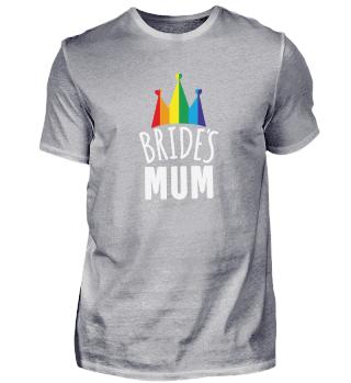 LGBT Bride Mom Junggesellinnenabschied