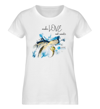 make LOVE not waste - save the oceans!