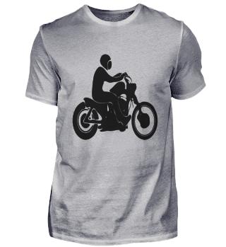 Shirt für Biker