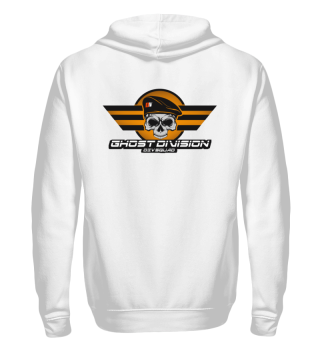 Ghost Division ZIP-Hoodie