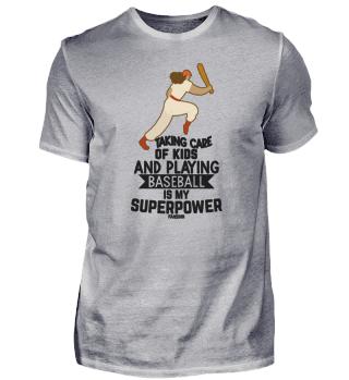 Baseball Mutter