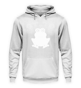 lustig Frosch Kröte Pullover Geschenk