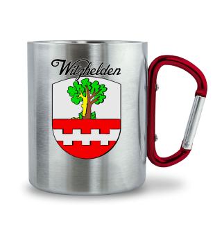 WAPPEN Edelstahl Karabiner Cup