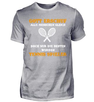 GOTT geschenk TENNIS