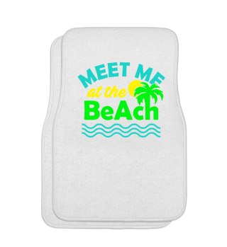 Meet Me At The Beach - Vacation Gift