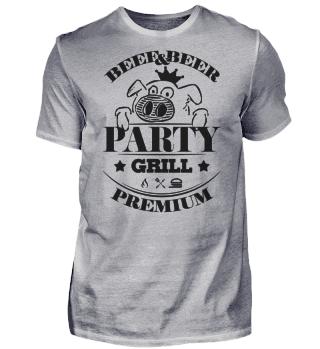 ☛ Partygrill - Premium - Pork #1S