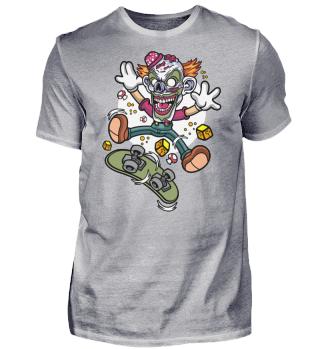 ☛ Clown Skater #20.1