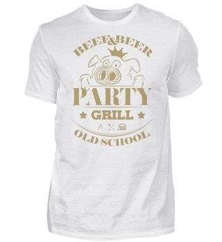 ☛ Partygrill - Old School - Pork #1G