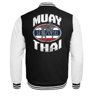 Muay Thai Kickboxen Thailändische Flagge