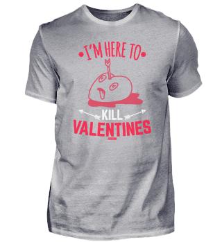 I hate Valentine's Day Single funny