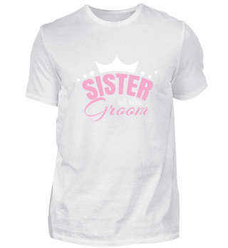 Bachelorette Party Wedding Sister of the