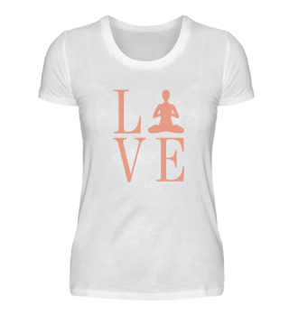 Yoga Love Fitness Sports Medicine Gift