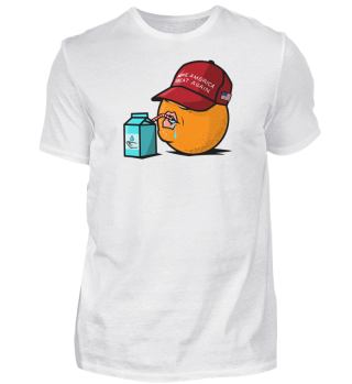 Die Trump Orange