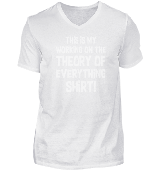 Gift Physicist: Theory of Everything