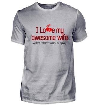 Ich liebe meine Frau, Valentinstag