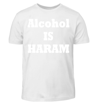 Alcohol is Haram