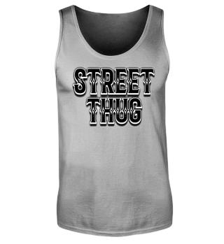 Herren Tank Top Street Thug Ramirez