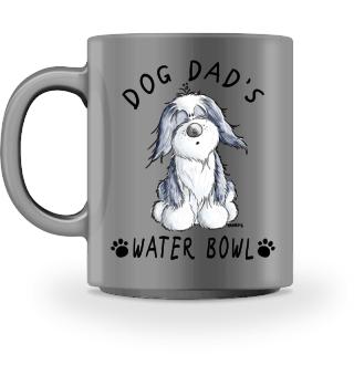 Bearded Collie Dog Dad Bowl I Mug