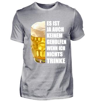 Bier Trinken Lustiger Spruch Witzig