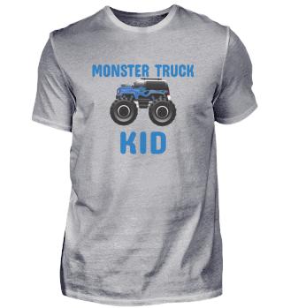 MONSTER TRUCK: Monster Truck Kid