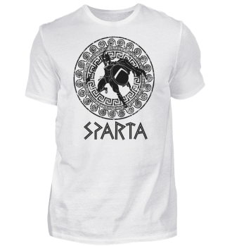Sparta Spartan Warrior