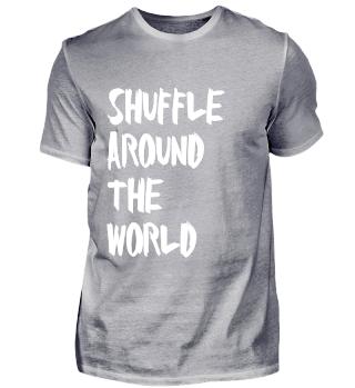 Shuffle around the world